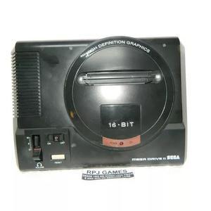 Mega drive 2 - só o console funcionando - loja centro rj