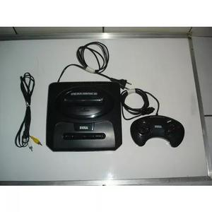 Mega drive 3 console 10 jogos m