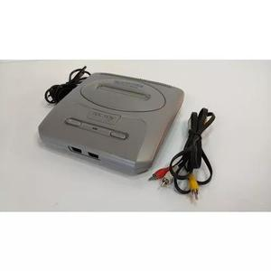 Mega drive 3 - somente o console - 71 jogos sega sonic