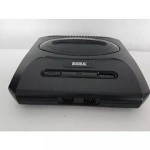 Mega drive genesis americano com entrada sega cd defeito