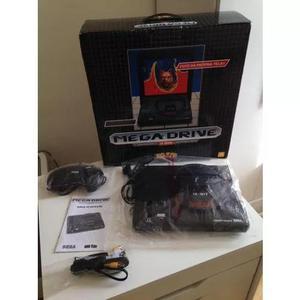 Mega drive tectoy - com 500 jogos - s