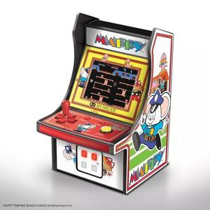 Mini arcade video game mappy micro player retro
