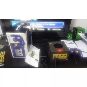 Nintendo game cube completo original