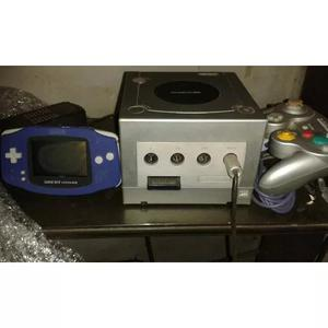 Nintendo game cube e gb advancer e jogos tops e cabos raros