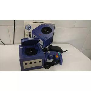 Nintendo game cube japones azul (desbloqueado)
