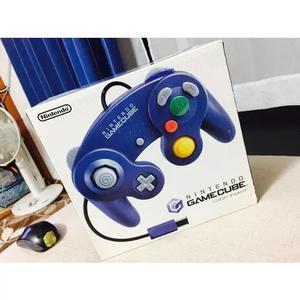 Nintendo game cube (azul japonês)