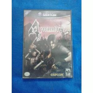 Resident evil 4 nintendo game cube original frete 15