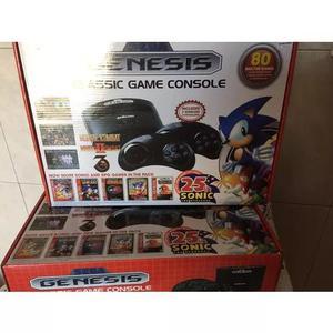 Sega genesis classic game - 80 jogos frete grátis!!! +