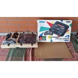 Sega mega drive 2 - console japonês - funcionando 100%!!!