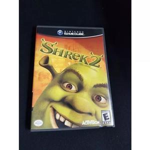 Shrek 2 - game cube