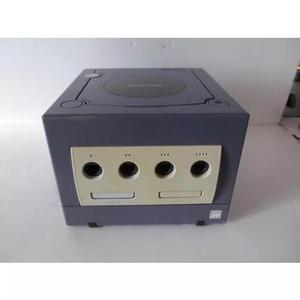 Somente o console game cube (ler descrição) arte som