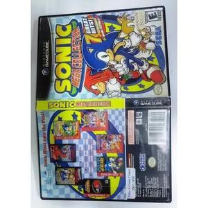 Sonic mega collection nintendo game cube usado