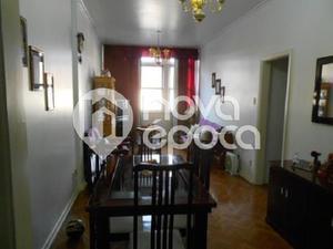 Tijuca, 2 quartos, 1 vaga, 82 m² rua barão de itapagipe,