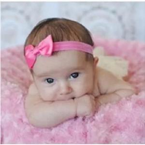 7 peças faixa tiara laço lacinho bebê menina cabelo