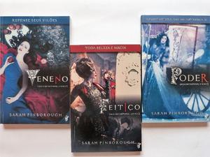 Box saga encantadas(3 livros) sarah pinborough