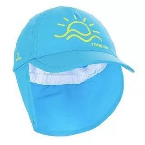 Chapéu boné infantil criança proteção solar praia