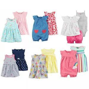 Conjuntos carters kit roupa para criança