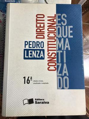 BAIXAR LIVRO DE PEDRO LENZA DIREITO CONSTITUCIONAL