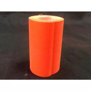 Faixa fita tecido laranja coletes uniforme 05 und. em Brasil ... 20c7fff43dcbe