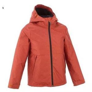 Jaqueta casaco infantil impermeável criança menino inverno