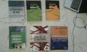 Livros de cálculo pra engenharia