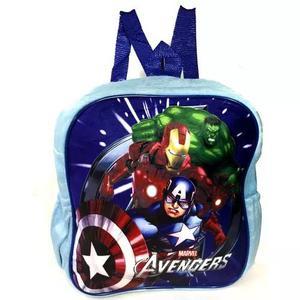 Mochila Infantil Escolar Criança Aulas Super Heróis