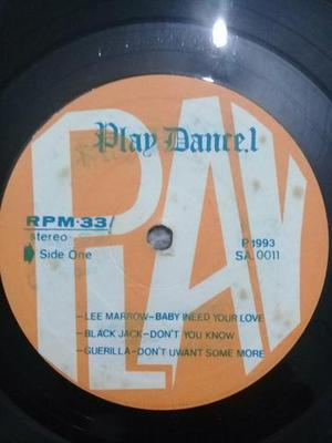 Play dance vol. 01 (midback disco vinil) top