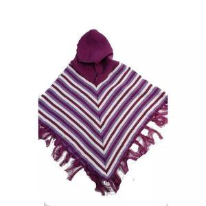 Poncho infantil blusa agasalho inverno criança bebê