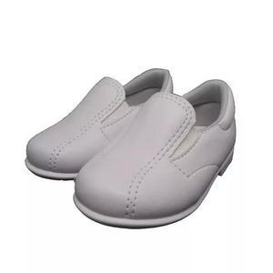 Sapato social infantil meninos branco tamanhos nr. 16 ao 22