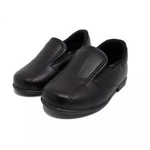 Sapato social infantil meninos preto tamanhos nr. 16 ao 22