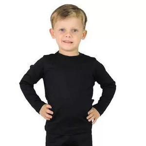 Segunda pele infantil importada, roupa térmica frio