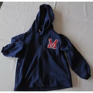 Uniforme mackenzie casaco agasalho t 6
