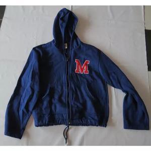 Uniforme mackenzie casaco agasalho t pp com capuz