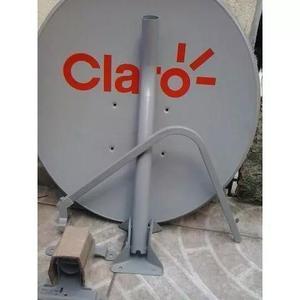 2 Antenas Ku 60 Cm - Completas + 2 Lnbs Simples (s
