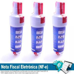 3 refil filtro original purificador colormaq o r i g i n a l