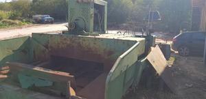 Acabadora de asfalto barber greene sa-35