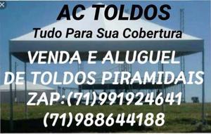 Alugueis e vendas de toldos 71 991924641