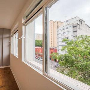 Apartamento com 1 quarto para alugar, 29 m² por r$