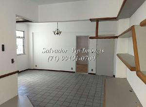Apartamento com 3 quartos para alugar, 96 m² por r$