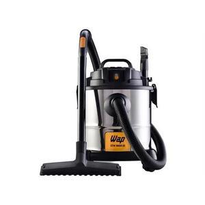 Aspirador de pó e água 1600w 20l gtw inox 20 - wap