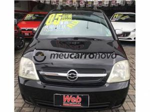 Chevrolet meriva maxx 1.8 mpfi 8v flexpower 2005/2005