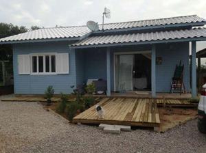 Casa com 2 quartos para alugar, 65 m² por r$ 400/dia