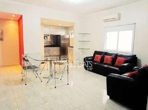 Flat com 2 quartos à venda, 92 m² por r$ 848.000