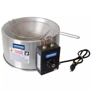Fritadeira elétrica gourmet fritania 5 litros 220v #3207