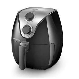 Fritadeira elétrica multilaser air fryer 4 l preto