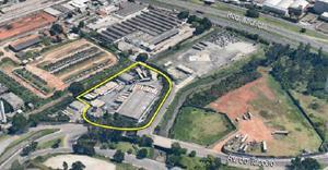 Galpão/depósito/armazém à venda, 3215 m² por r$