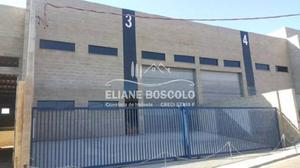 Galpão/depósito/armazém para alugar, 362 m² por r$