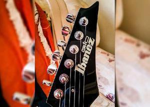 Guitarra super strato floyd rose ibanez gio grg 170 dx