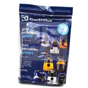 Kit c/3 saco aspirador eletrolux a10n aqp20 gt200 orig cse10