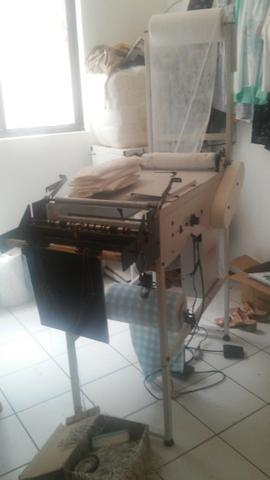 Mini fabrica de fraldas descartáveis,
